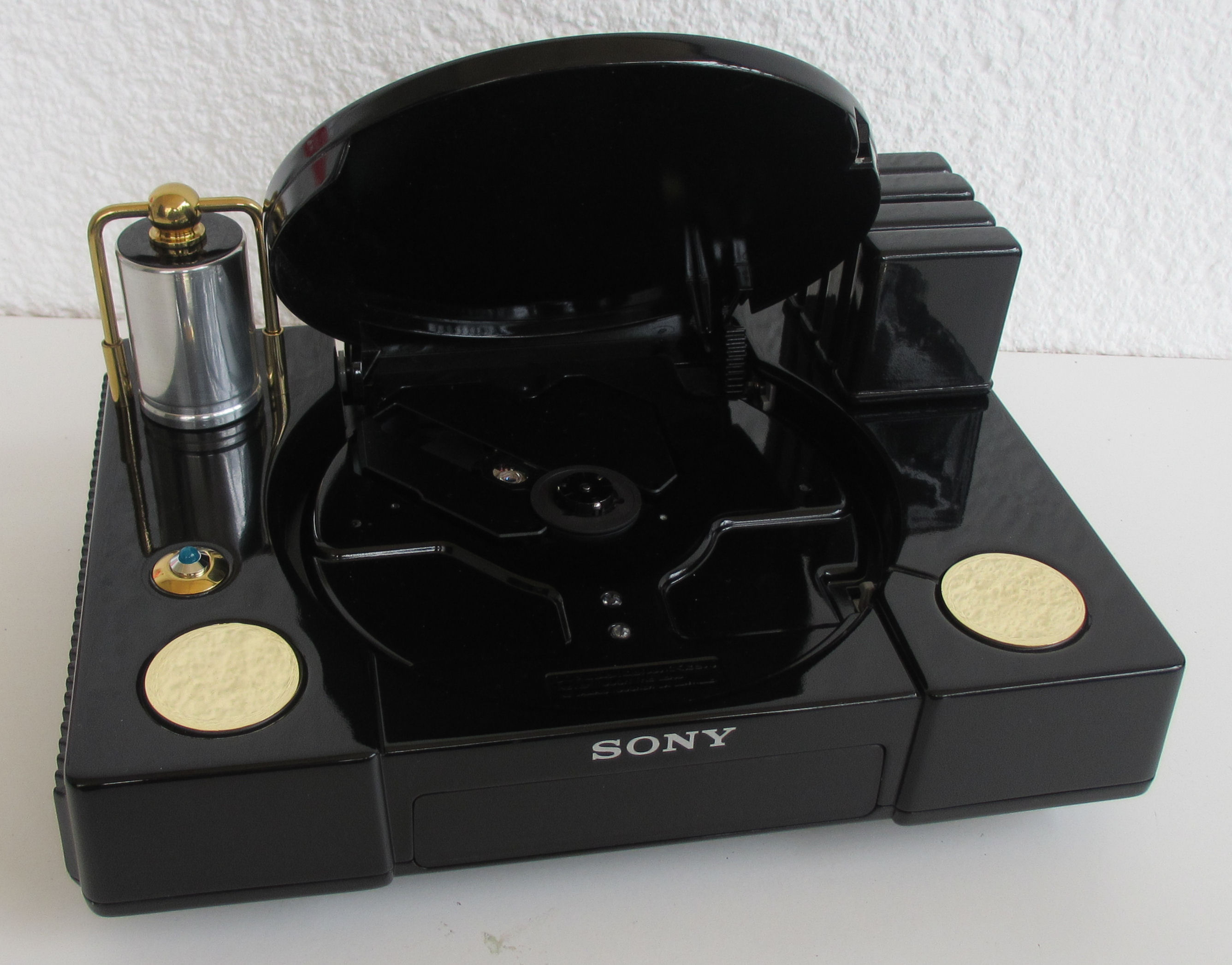 Playstation 1 modifizieren Manfred Wunderlich High End CD-Player